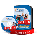 I-Sales - Sales & Accounting Management System, Both AR/EN